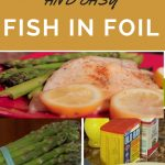 Delicious And Easy Fish In Foil