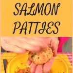Quick And Easy Salmon Patties