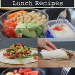 Back To School 3 DIY Easy Healthy Vegan Lunch Recipes