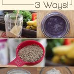 How To Eat Chia Seeds – 3 Ways!