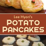 Lee Hyori's Potato Pancakes