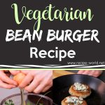 Vegetarian Bean Burger Recipe