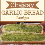 Cheesy Garlic Bread Recipe – Laura Vitale