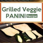 Grilled Veggie Panini Recipe