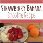 Strawberry Banana Smoothie Recipe – Laura Vitale