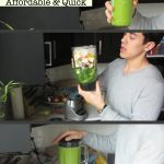 Green Smoothie Recipe (Affordable And Quick)