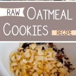 Raw Oatmeal Cookies Recipe