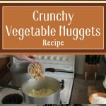 Crunchy Vegetable Nuggets Recipe
