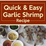 Quick & Easy Garlic Shrimp