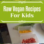 Raw Vegan Recipes For Kids