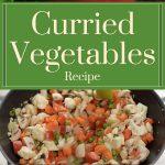 Curried Vegetables