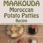 Maakouda – Moroccan Potato Patties