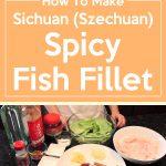 Sichuan (Szechuan) Spicy Fish Fillet