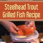 Steelhead Trout Grilled Fish Recipe
