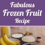 Fabulous Frozen Fruit Smoothie