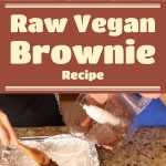Raw Vegan Brownie Recipe
