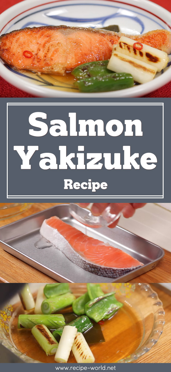 Salmon Yakizuke Recipe