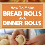 Bread Rolls Or Dinner Rolls
