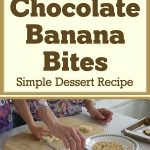 Chocolate Banana Bites – Simple Dessert Recipe