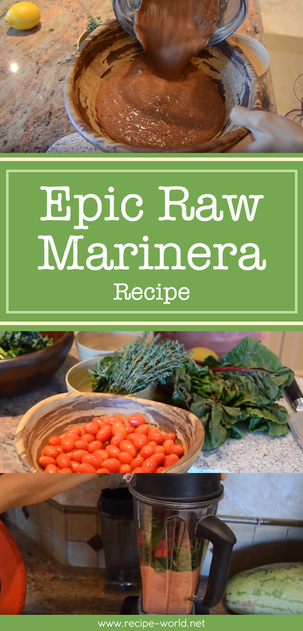 Epic Raw Marinera