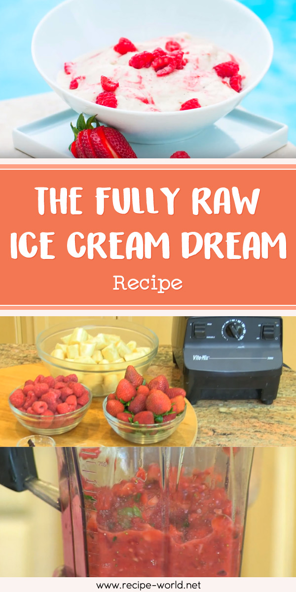 The FullyRaw Ice Cream Dream