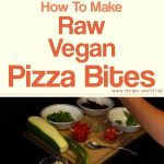 Raw Vegan Pizza Bites