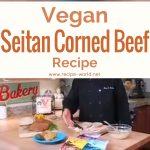 Vegan Seitan Corned Beef