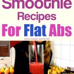 5 Raw Food Smoothie Recipes For Flat Abs