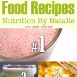 Healthy Breakfast Food Recipes – Nutrition By Natalie