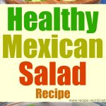 Healthy Mexican Salad