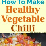 Healthy Vegetable Chilli