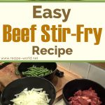 Easy Stir Fry (Beef Stir-Fry) Recipe