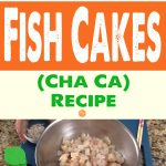 Fish Cakes (Cha Ca)
