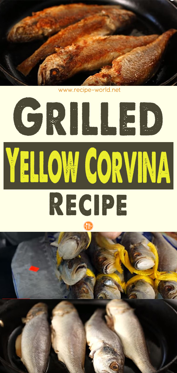 Grilled Yellow Corvina
