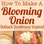 How To Make A Blooming Onion – Outback Steakhouse Inspired