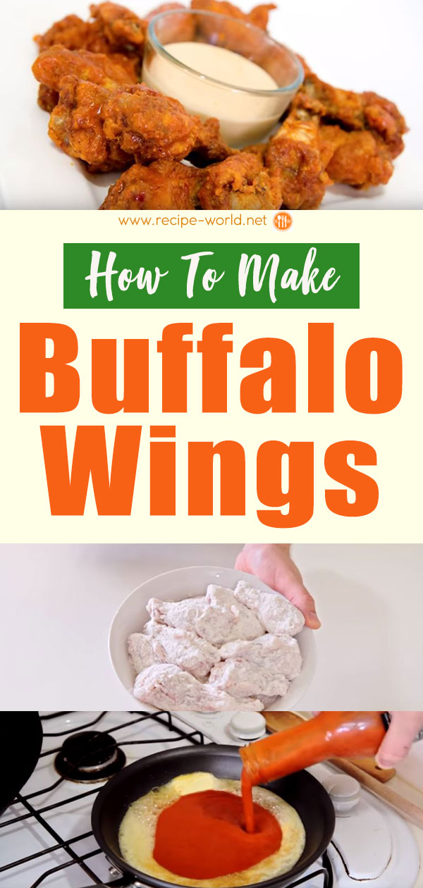 How To Make Buffalo Wings-