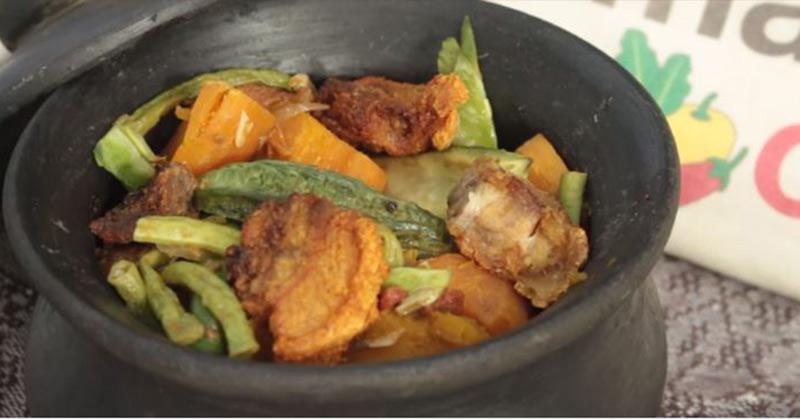 Recipe World Pinakbet Or Pakbet An Ilocano Dish Filipino Cooking With Chris Urbano Recipe World