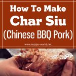 How To Make Char Siu (Chinese BBQ Pork)