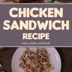 Chicken Sandwich Recipe | Ramadan Recipes