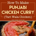 Punjabi Chicken Curry Recipe