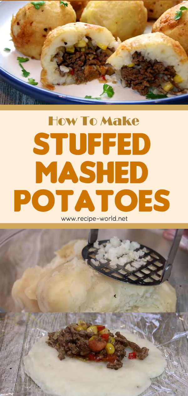 Stuffed Mashed Potatoes