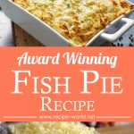 Award Winning Fish Pie Recipe
