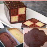 Battenberg Cake Recipe | Eggless & Without Oven