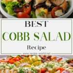 Best Cobb Salad Recipe – How To Make Cobb Salad