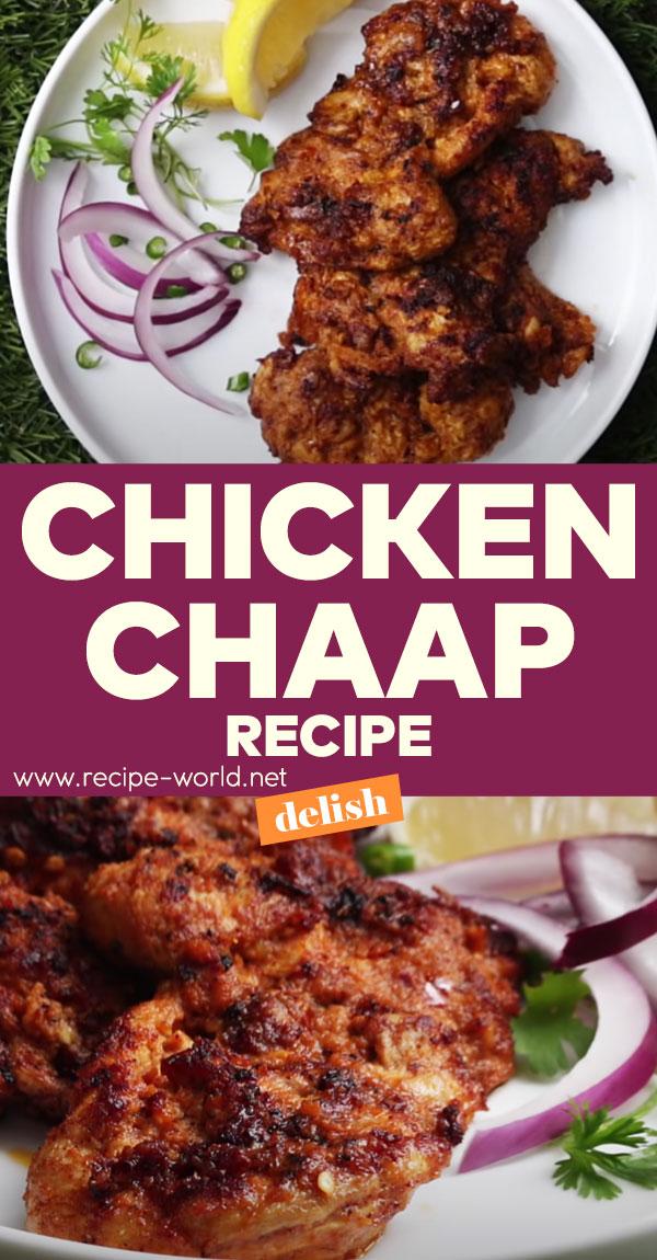 Chicken Chaap Recipe