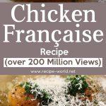 Chicken Française Recipe