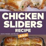 Chicken Sliders Recipe