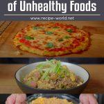 Healthier Versions Of Unhealthy Foods