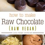 How To Make Raw Chocolate (Raw Vegan)