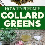 How To Make Collard Greens | Collard Greens Recipe